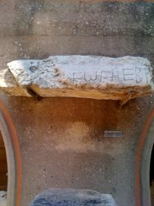 synagogue inscription